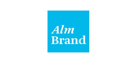 Alm Brand logo