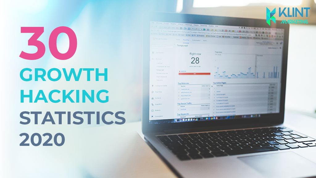 30 Growth Hacking Statistics [2020 Update]