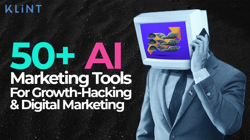50+ AI Marketing Tools