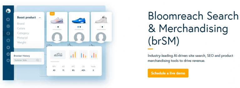 Bloomreach Search & Merchandising