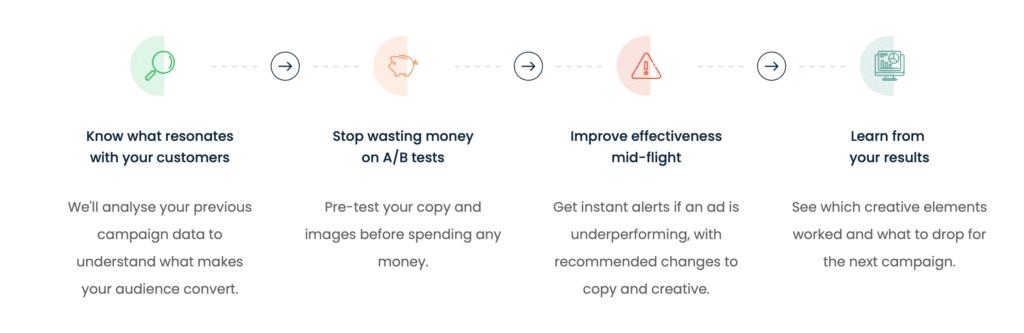 Datasine AI features