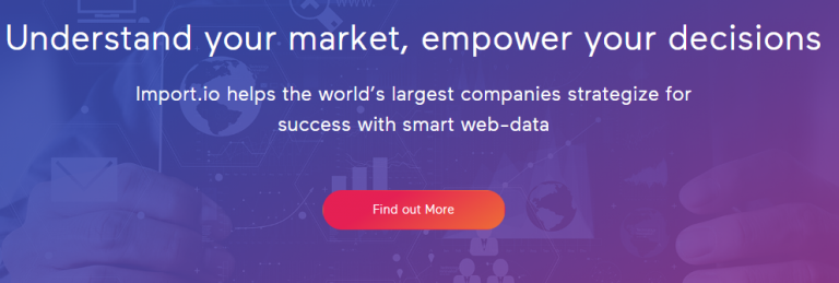 Find More About Import.io