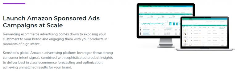 Kenshoo's Global Amazon Advertising Platform
