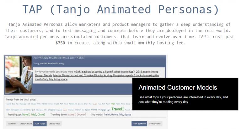Tanjo Animated Persona