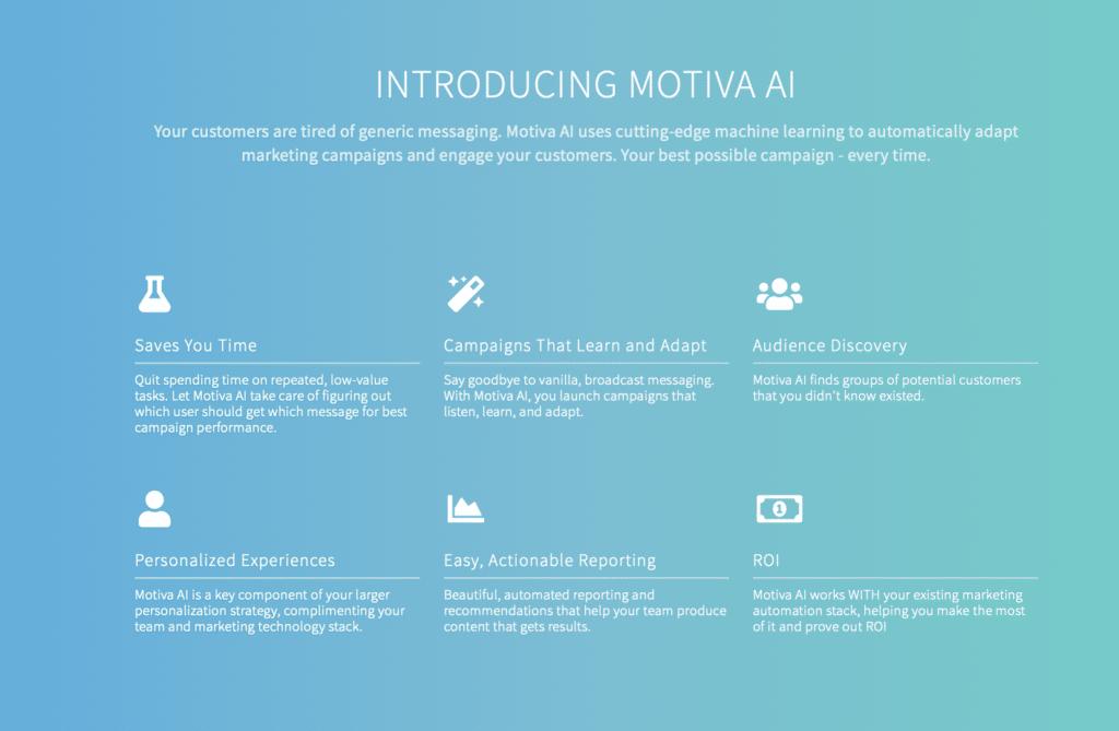 motiva AI features