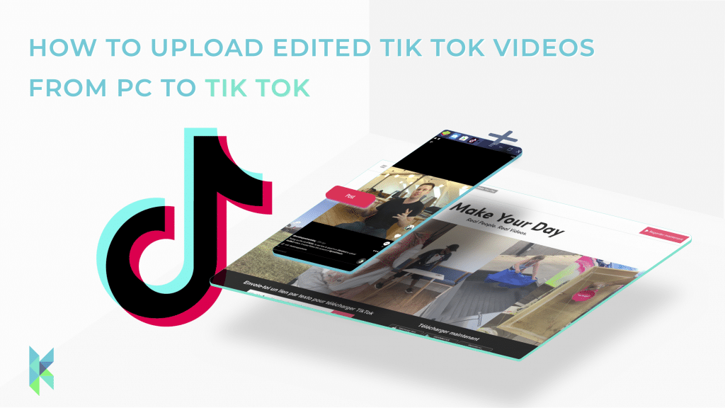 tiktok upload from pc