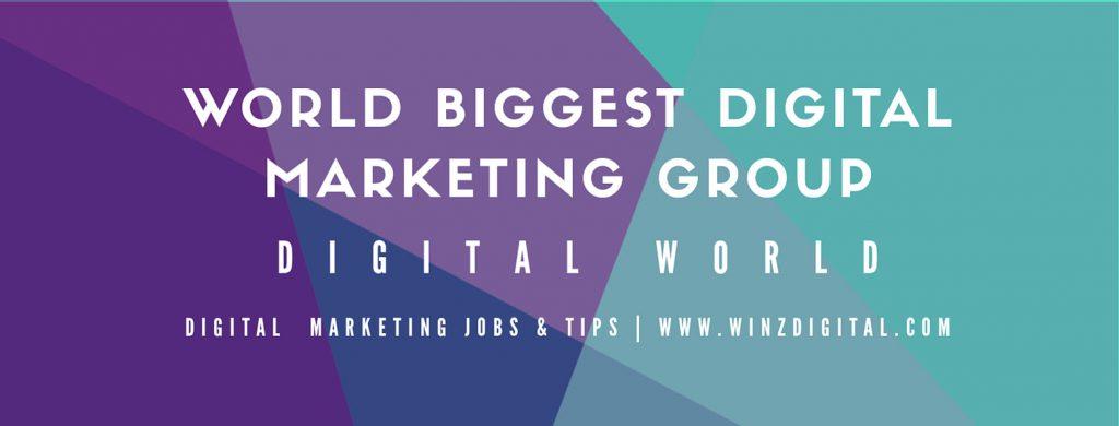 Digital Marketing - (SEO, SMO, SEM Jobs)