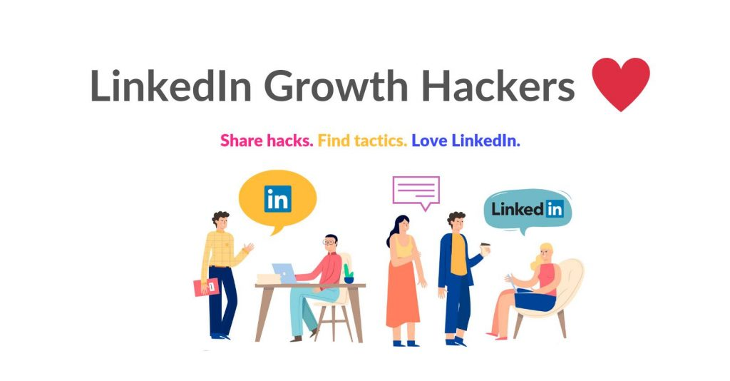 LinkedIn Growth Hackers