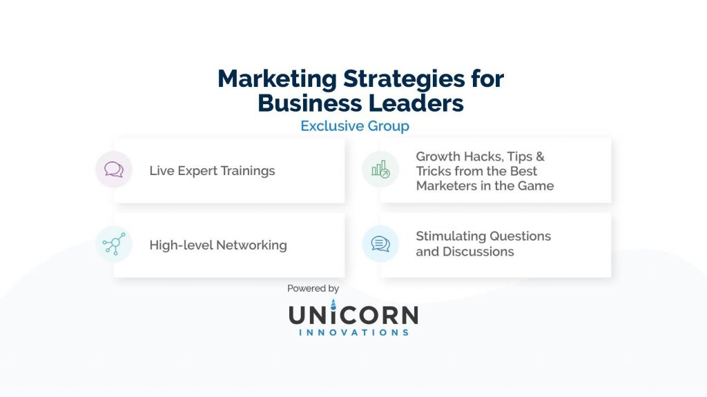 Marketing Strategies for Business Leaders