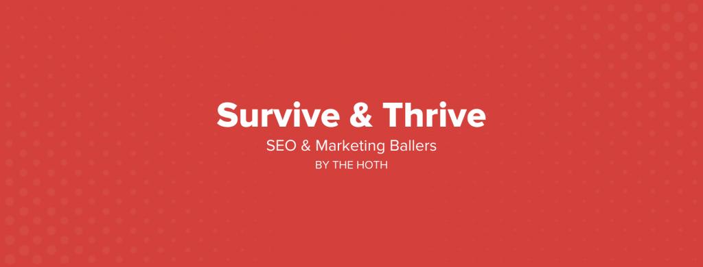 SEO & Marketing Ballers