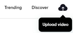 TikTok Upload videos