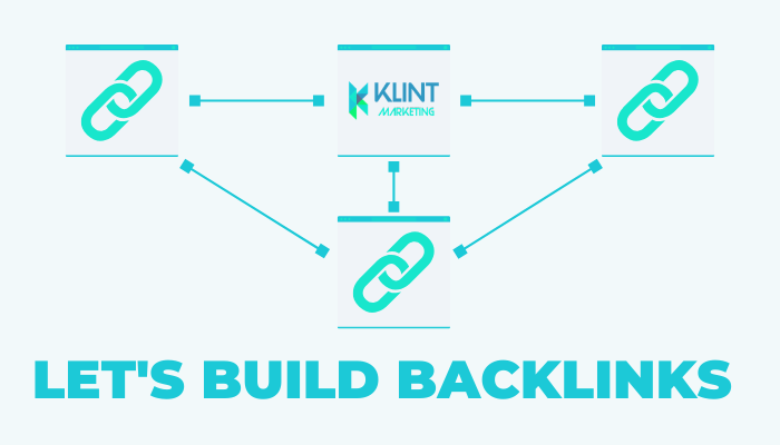 Lest build backlinks