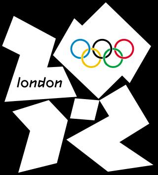 London Olympics logo 2012