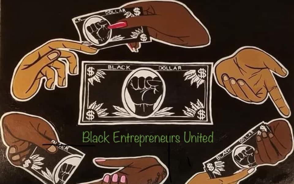 Black Entrepreneurs United Facebook Logo