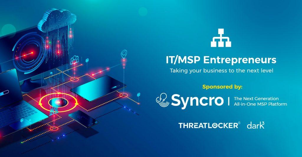 IT Entrepreneurs Facebook Logo