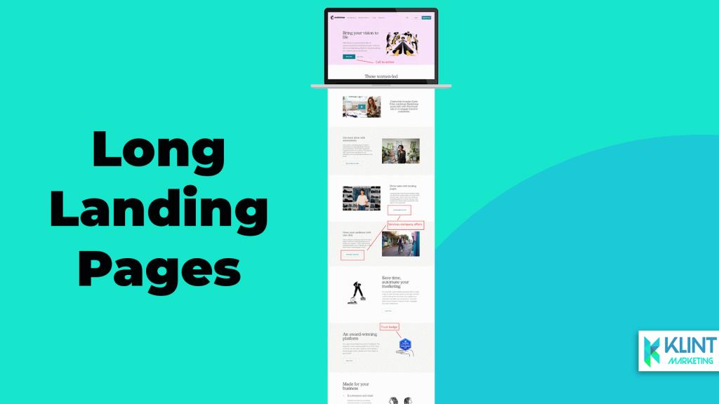 long landing pages convert better