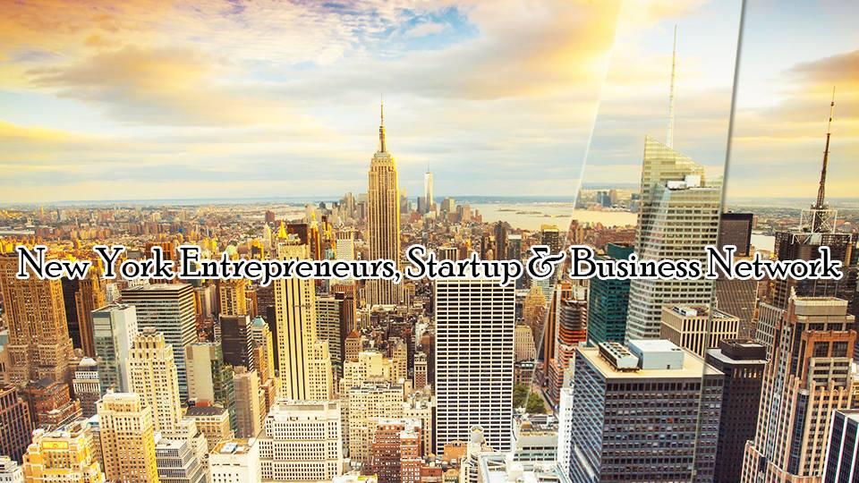 NY Entrepreneurs Facebook Logo