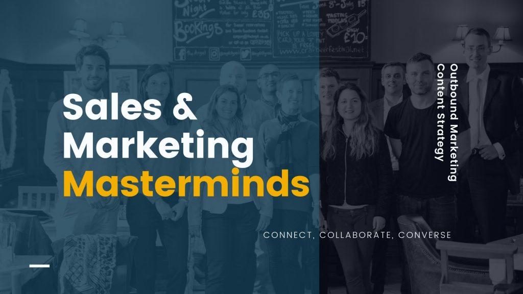 Sales & Marketing Masterminds