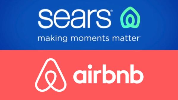 sears airbnb logo fail