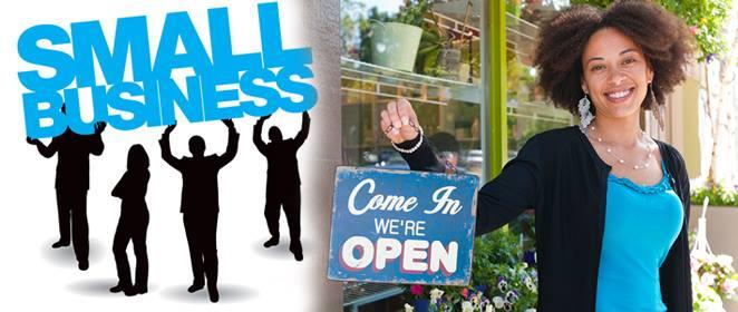 Small Business Facebook Logo