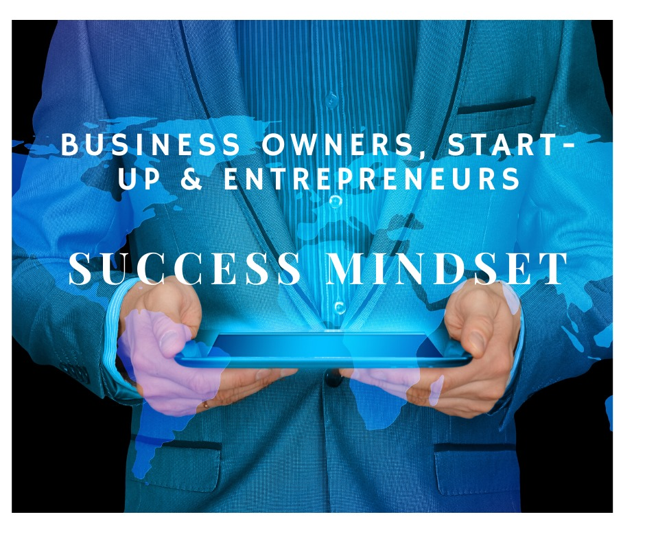 Success Mindset - Small business Owner Facebook group Logo