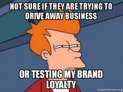 brand loyalty meme