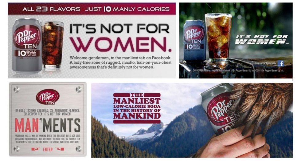 dr pepper branding campaign
