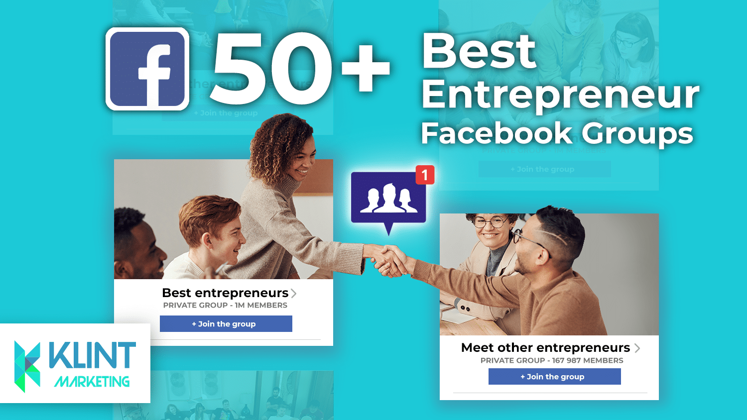50 Best Facebook Entrepreneur Groups