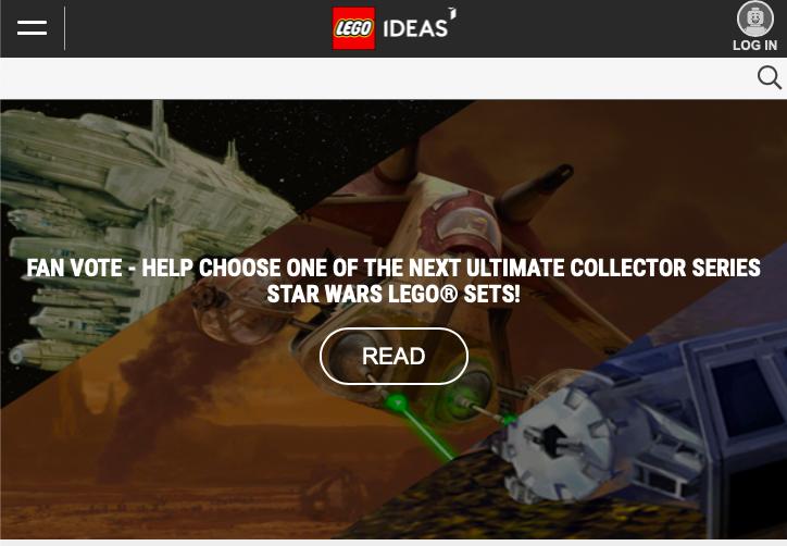 lego ideas community