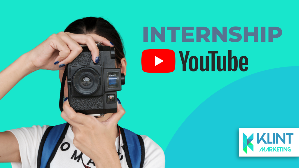YouTube internship in order to get youtube certified