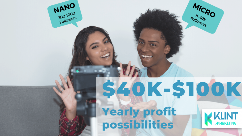 Nano and micro influencers can join Amazon influencer program