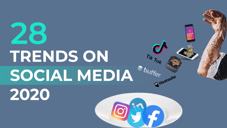 20 Trends Of Social Media 2020 Klint Marketing