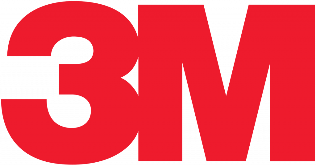 3M Logo. Companies started in a Recession.