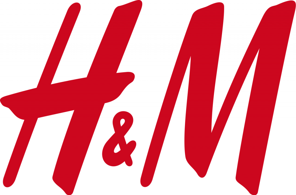 H&M Logo. Companies started in a Recession.