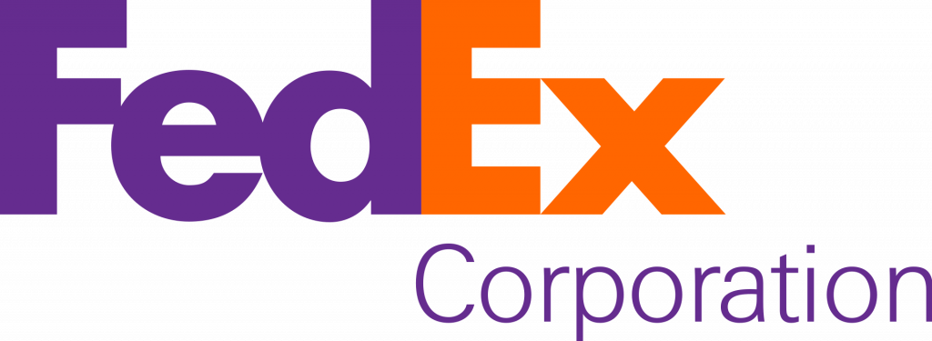 Fed Ex Corporation Logo