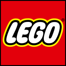 Lego logo. Companies started in a Recession.