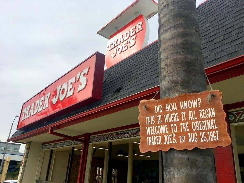 Trader Joes Original Store