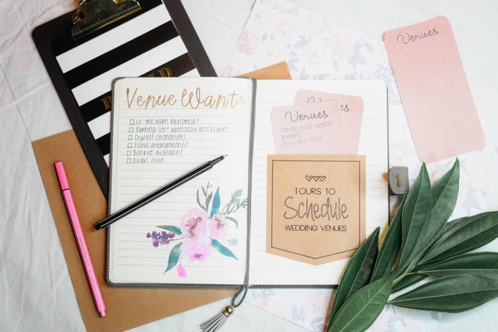 Planners And Papers for wedding