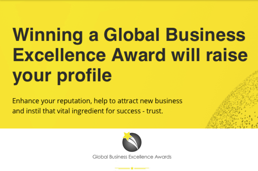 Global Business Excellence Award