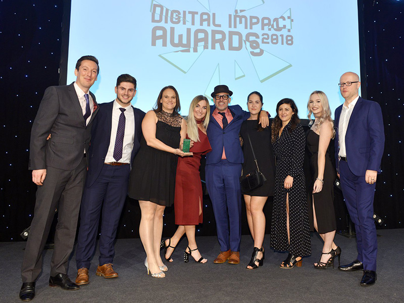 The Digital Impact Awards