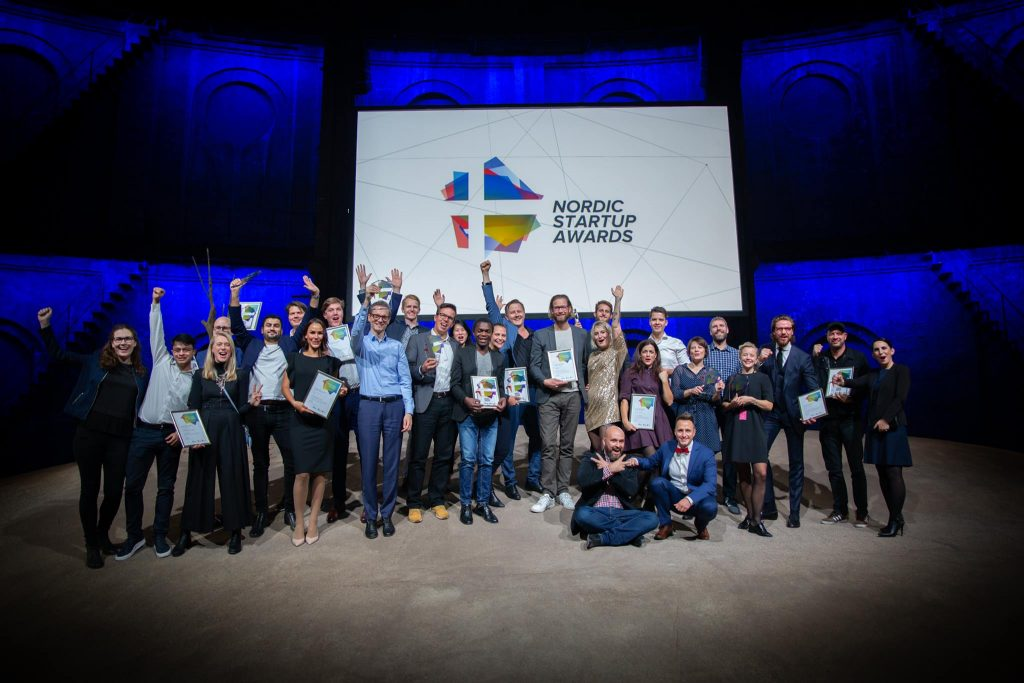 Nordic Start up Awards