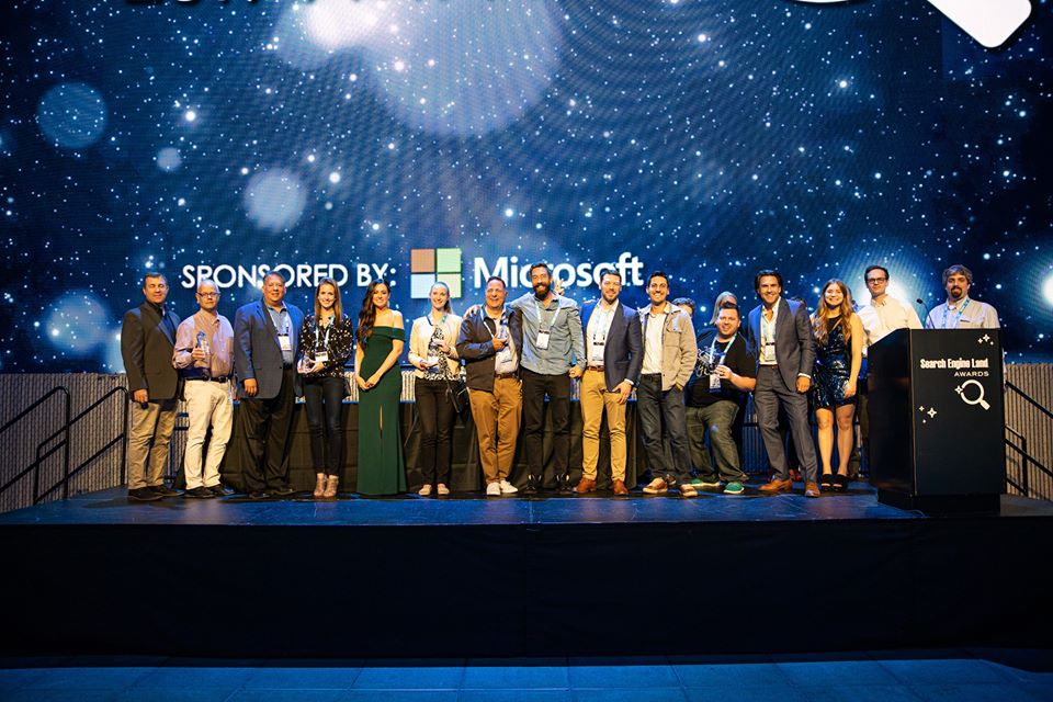 The Search Engine Land Awards winners 2020