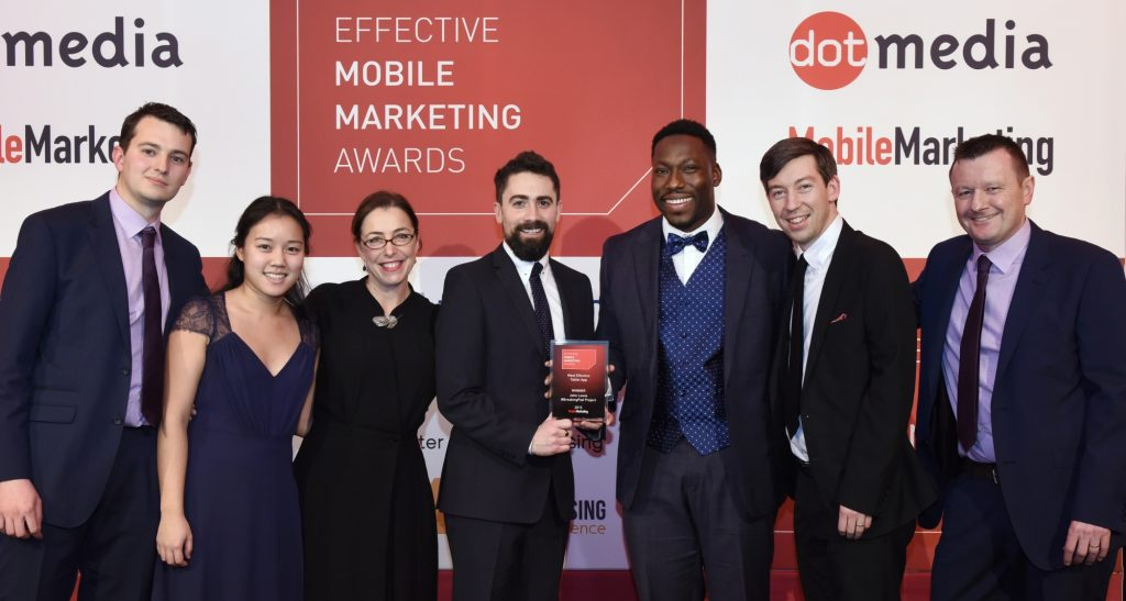 The Effective Mobile Marketing  contestants 2020