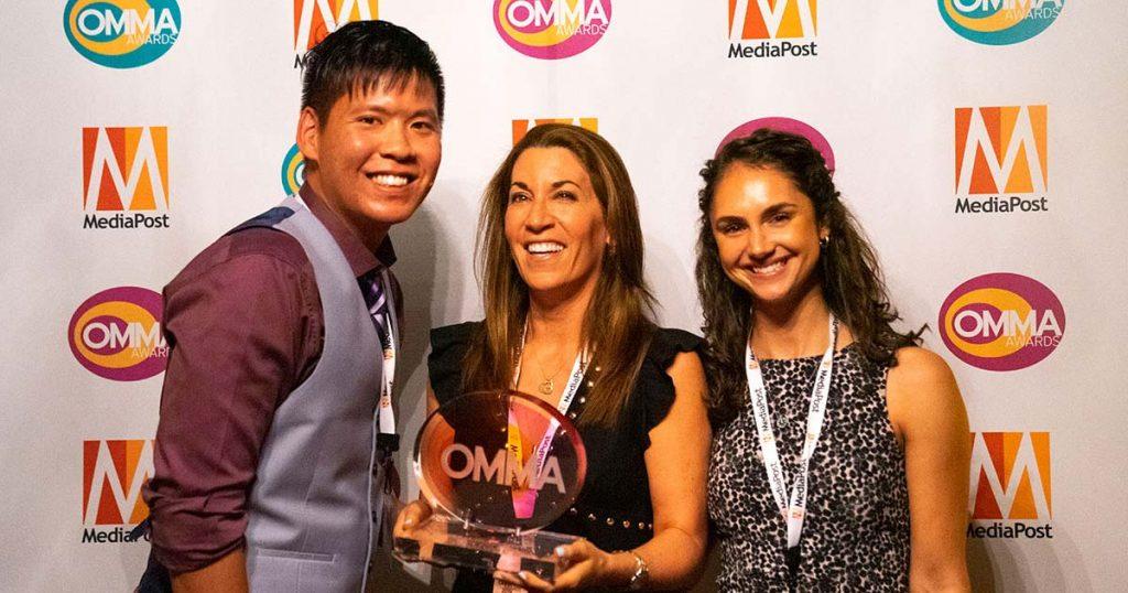2020 OMMA  winners