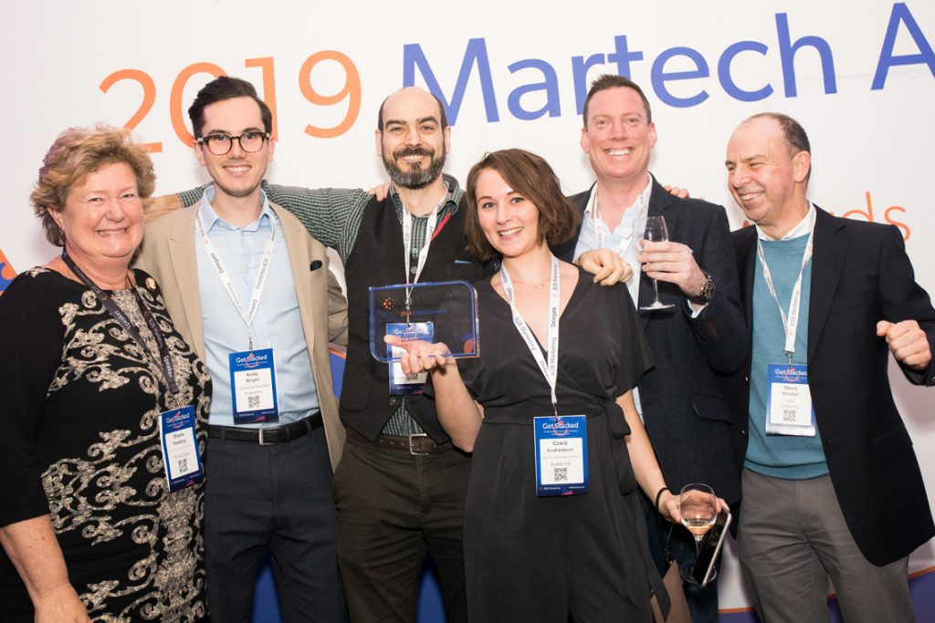 The B2B Marketing Awards 2020