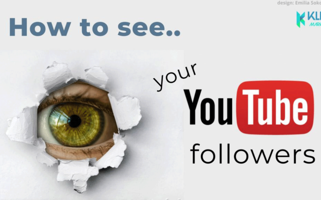 How to See Your YouTube Subscribers