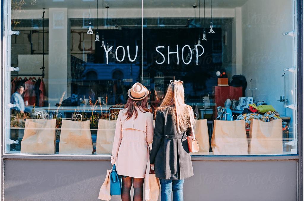 Window shoppers