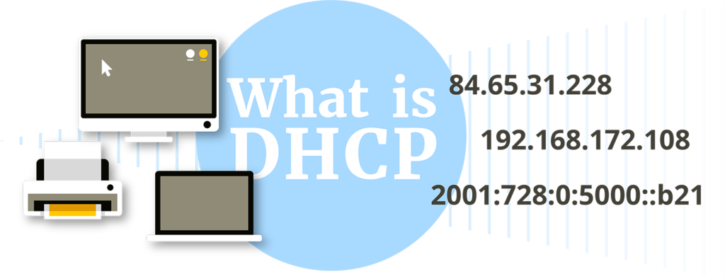 what is DHCP main image