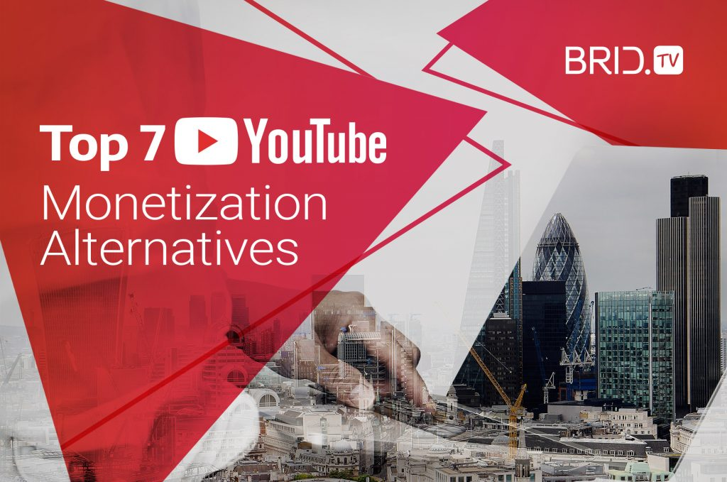 YouTube monetisation alternatives