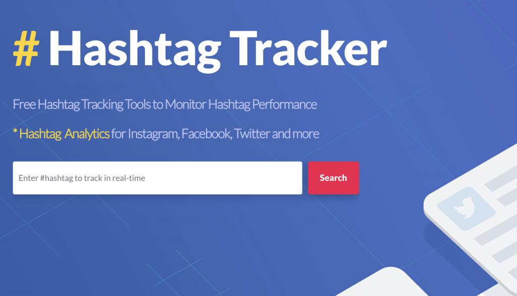 hashtag tracker tool